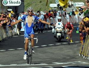 CYCLING/TDF 2009/STAGE 7