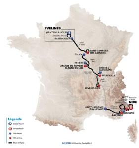 Paris-Nice-mapa