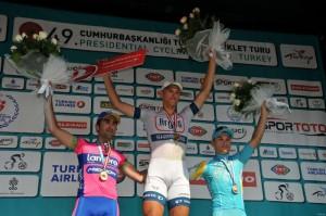 Kittel arrasó los sprints en 2013