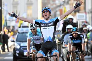 La victoria de su vida frente a Boonen y Flecha