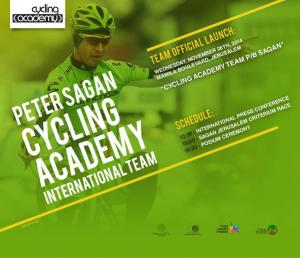 cycling academy sagan