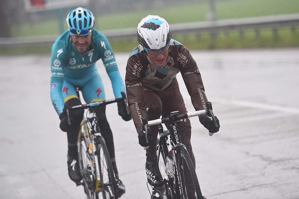 2015 Tirreno-Adriatico, stage 6: Late breakaway