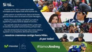 Vamos Andrey