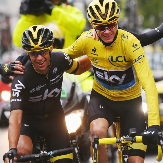 richiefroome