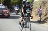 El cmapeón del Tour cedió tiempo en la 1° llegada de montaña