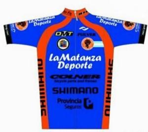 El maillot que estrenarán en San Luis