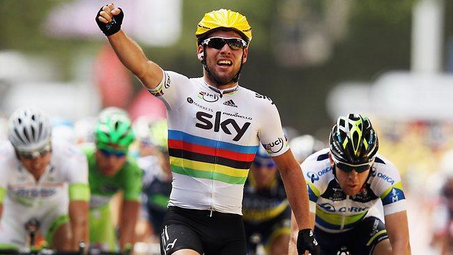 Cavendish ya fue campeón mundial, en 2011.¿Repetirá?