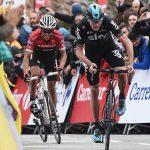 """Contador: """"Me ha sorprendido el rendimiento de Froome"""""""