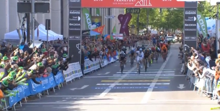 kristoff logra su cuarta eschborn frankfurt de modo consecutivo gaviria se confunde ciclismo. Black Bedroom Furniture Sets. Home Design Ideas