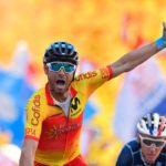 """Alejandro Valverde, motivado en Tokio: """"El recorrido se me adapta muy bien"""""""
