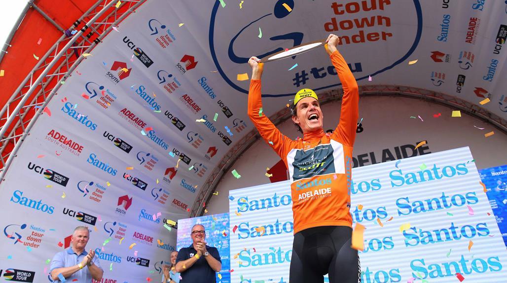 Calendario Con Santos.Santos Tour Down Under 2019 Dorsales Oficiales Ciclismo Internacional