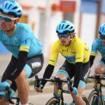 Ion Izaguirre quiere repetir título en casa y ayudar a López en el Tour