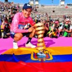 Richard Carapaz quiere conocer el Tour en 2020: «Estoy en el equipo ideal para hacerlo»