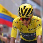 El campeón del Tour de France regresa a los entrenamientos