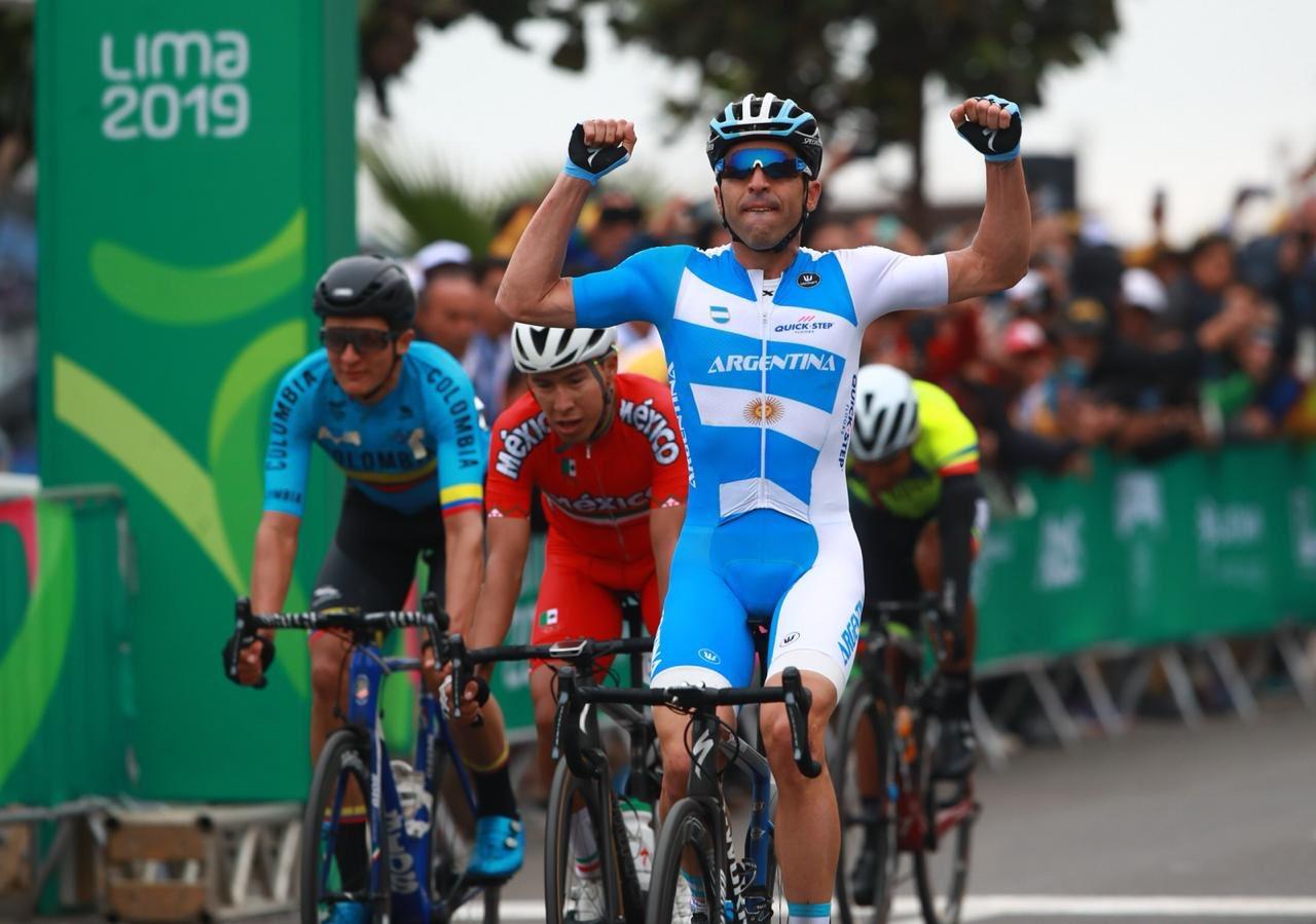 2466d5d2b Maxi Richeze se cuelga el oro en los Juegos Panamericanos – Ciclismo ...