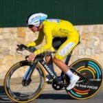 Ni los relojes pueden con Evenepoel, campeón en Algarve