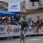 Serrano se roba el show en el cierre de la 2da etapa en Andalucía