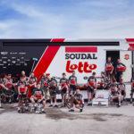 Lotto-Soudal pasó carta de despido a 10 corredores