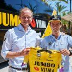 "El mánager de Jumbo-Visma, Richard Plugge, señala a la ""UCI de liderazgo pobre"""