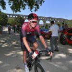 Tras Kwiatkowski, Luke Rowe: el galés regaló una bici a un médico asaltado