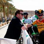 Cavendish, con un pie fuera del Tour de France