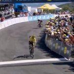 Roglic ejecuta el dominio de Jumbo-Visma y es campeón en Tour de l'Ain