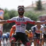 UAE Team Emirates, a dominar los sprints del Giro con Gaviria, Richeze y Molano
