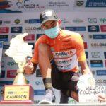 Diego Andrés Camargo, nuevo monarca de la Vuelta a Colombia