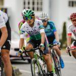El colombiano Jhojan García puso a soñar al Caja Rural con el podio en el cierre del Tour de Turquía