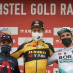 """Van Aert, vencedor en Amstel: """"Era la carrera más importante para nosotros"""""""