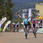 Los favoritos se ven sorprendidos en el Tour de Ruanda y el colombiano Brayan Sánchez pierde el liderato