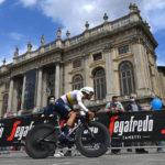 104° Giro de Italia: Así les fue a los latinoamericanos en la contrarreloj inaugural