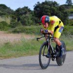 Asgreen gana la crono en Algarve; Hayter cae pero mantiene el liderato