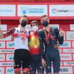 Nueva jornada de Campeonatos Nacionales de CRI: Favoritos ganan en España y Portugal; Sobrero derrotó a Ganna en Italia
