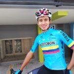 """Adrián Bustamante refuerza al Kelly Simoldes-UDO para la Volta a Portugal: """"Espero que un buen resultado me permita saltar al ciclismo europeo"""""""
