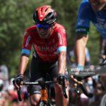 """Santiago Buitrago, 4° en la Vuelta a Burgos: """"No tenía más, di lo último hasta el final"""""""