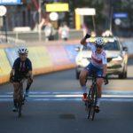 Bäckstedt, nueva campeona mundial Junior; Karen González, la mejor latinoamericana