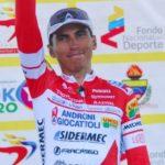 'Pácora' Restrepo se queda a las puertas de la gloria en el Trofeo Matteotti