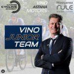 Vinokurov anunció la creación de un equipo kazajo-español